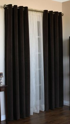 Angel is a grommet-top curtain design. Luxurious Soft Suede fabric with 1 grommets. Grommet Curtains, Panel Curtains, Curtains For Sale, Curtain Designs, Suede Fabric, Soft Suede, Angel, Luxury, Top
