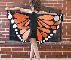 DIY butterfly - 15 Amazing DIY Halloween Costumes for Kids - ParentMap