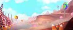 Candyland by artificialguy on DeviantArt