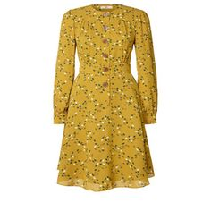 Hidden Hedgehog dress. Orla Kiely. Love