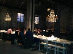 Carlo et Camilla Restaurant by Tanja Solci - Milano