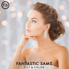 The Holidays are in the Hair:  https://www.fantasticsams.com/about/news #FantasticSams #CutAndColor
