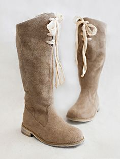 Lacey Boot from Joyfolie Girls' Shoes & More on Gilt