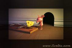 Bruno Ferrero - La trappola per topi  Iniziamo la giornata con un racconto, direi una favola con la morale! In fondo ai bimbi si cerca di arrivare per vie traverse e chissà, magari funziona anche con chi forse è già maturo. L'importante sarebbe raggiungere lo scopo e creare un po' di voglia di aiutarsi e collaborare   Felice giornata amici lontani!   #fiabe, #morale, #citazioni, #racconti, #BrunoFerrero, #Italianquotes,
