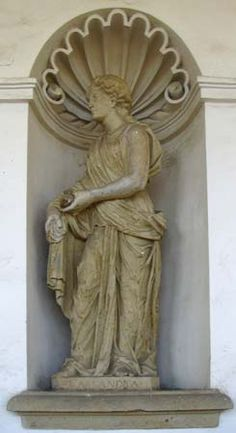 In Greek mythology, the daughter of Priam, the last king of Troy, and his wife Hecuba. In Homer's Iliad, she is the most beautiful of Priam's daughters, but not a prophetess. According to Aeschylus's tragedy...