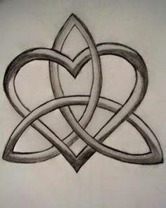 symbole celtique pour la force je suis pass par beaucoup. Black Bedroom Furniture Sets. Home Design Ideas