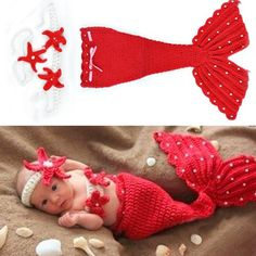 Amazon.com: Topicker Newbaby Girls Boy Newborn 0-2 Year Knit Crochet Clothes Photo Prop Outfits (Butterfly): Clothing