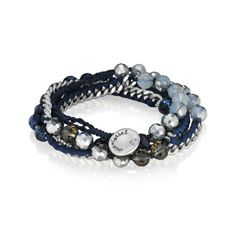 All bracelets 25% off today only! Like this : Bead + Ribbon Multi-Wrap Bracelet On sale today for only $36, Regularly $48 Available at: https://www.chloeandisabel.com/boutique/thecelticpearl/products/B282N/bead-+-ribbon-multi-wrap-bracelet-1 Or shop all bracelets & necklaces 25% off today at: www.chloeandisabel.com /boutique/thecelticpearl