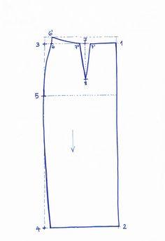 Mi primera máquina de coser: Mi primera falda
