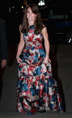 Kate Middleton Photos - Kate Middleton at the 100 Women in Hedge Funds Gala Dinner - Zimbio