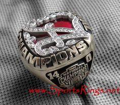 alabama championship rings