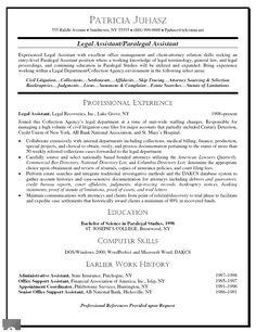 Legal Secretary Resume Construction Resume Template  Cv Examples  Pinterest