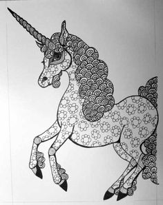 Drawing On Pinterest How To Draw Unicorns And Drawings