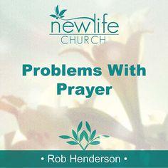 Problems With Prayer