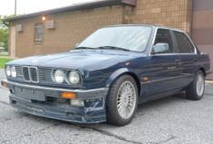 Bid for the chance to own a 1986 BMW Alpina at auction with Bring a Trailer, the home of the best vintage and classic cars online. Old Tires, New Tyres, Old Classic Cars, Classic Cars Online, Bmw Blue, Car Tags, Bmw 2, Bmw Alpina, Blue Floor