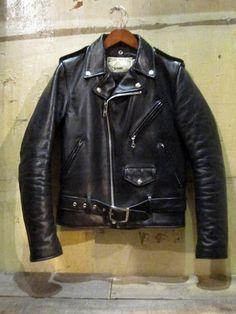 Vintage Schott Horsehide Jacket