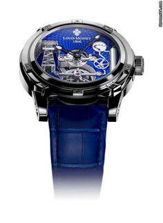 Продаются часы Луи Муане (Louis Moinet) DERRICK GAZ за 9277817руб. - Trusted Seller на Chrono24