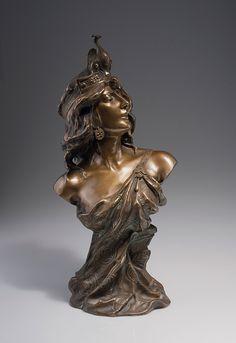 Charles Richot, Theodora', c1900
