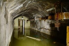 Image result for flooded corridor