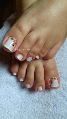 Pretty Hands, Toe Nails, Pedicure, Hair Beauty, How To Make, Beautiful, Color, Perfect Nails, Pretty Nails