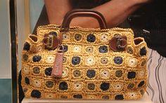 Crochê de luxo - Cena Fashion