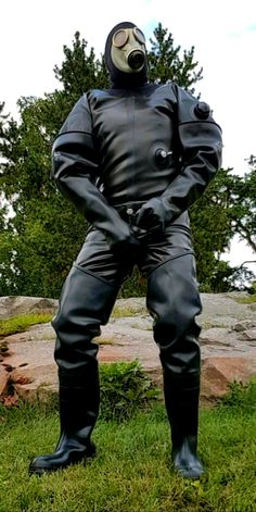 Down Suit, Breathing Mask, Diving Suit, Heavy Rubber, Latex, Europe, Suits, Sexy, Photos