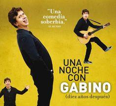 Una Noche con Gabino (diez años después) en Lugo.