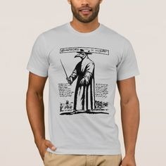Shop Plague Mask T-Shirt created by mobiiart. Plague Mask, Types Of T Shirts, Funny Tshirts, Fitness Models, How To Get, Unisex, Casual, Sleeves, Mens Tops