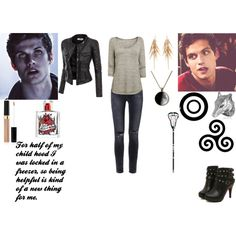 """""""Isaac Lahey"""" by mckenzie-mh on Polyvore"""