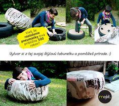 Outdoor Furniture, Outdoor Decor, Ottoman, Sports, Diy, Home Decor, Hs Sports, Decoration Home, Bricolage