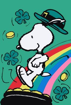 Snoop St Patrick's Day Image st patricks day snoop st patricks day images You are in the right place about Patrick day tshirt Here we. Snoopy Love, Snoopy Et Woodstock, St Patricks Day Quotes, Happy St Patricks Day, Peanuts Cartoon, Peanuts Snoopy, Snoopy Cartoon, St Patricks Day Wallpaper, Frases