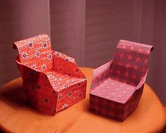 Origami highback chairs. Some of the elements for your work place – origami highback chairs.