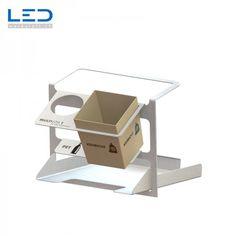 Multilith T Tisch Abfallbehälter Recycling Bins, Magazine Rack, Den, Stool, Container, Storage, Home Decor, Industrial Design, Workplace