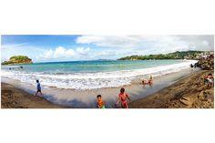 """#Madinina vue par @jeanjoakadjja: """"Amuses toi autant que tu peux ; profites tant que faire ce peux ; car le temps passe trop vite. Surtout tends la main aux autres ; tu entends mon ami(e)  __One Life TO Live__  #sea #sun #sky #bluesky #shining #panorama #landscape #horizon #nature #ig_martinique #children #play #caribean #beachlife #keepsmiling #staystrong #livemelife #saddest #blessings #free #lecoeur #life #friends #rip #oltl #views  #JEANCHO #PIRATEDESCARAIBES #GANDJO"""" #WeLike ! A voir…"""