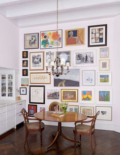 You can NEVER have too much art to hang! How to hang the perfect gallery wall. Gallery wall layouts are so beautiful but are so intimidating for the amateur interior designer. Here are our tips fro the perfect art photography wall Inspiration Wall, Interior Inspiration, Cheap Home Decor, Diy Home Decor, Home And Deco, Picture Wall, Sweet Home, House Design, Gallery Walls