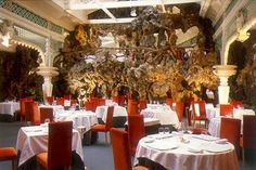 Le Chapon Fin Restaurant - Bordeaux