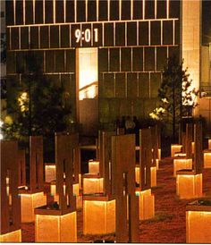 Oklahoma City Bombing Memorial - Oklahoma City