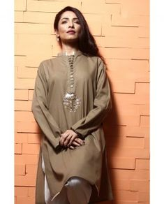 EGO Winter Ladies Kurta Designs Collection 2018 19 Trends | Winter