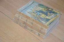 lot 4 livres : AMiens, Touraine, Lorraine, Bourbonnais - B. Arthaud /E. Grenoble
