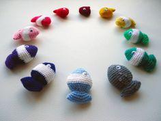 Fish Candy - free crochet pattern / gratis haakpatroon Nederlands!