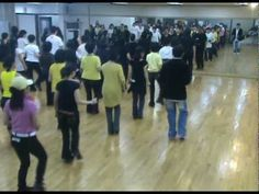 Rock Around The Clock - Line Dance (Demo & Walk Through)
