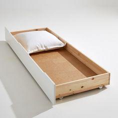 Under Bed Drawers, Under Bed Storage, Bike Storage, Storage Drawers, Drawers On Wheels, Teenage Girl Bedroom Decor, Pine Beds, Bed Shelves, Home Furnishing Accessories
