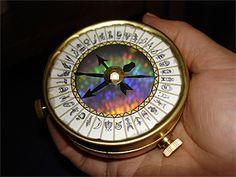 Altoids tin alethiometer