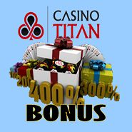 Good days are offered by Casino Titan with the help of amazing weekly deals launched lately. Log in to your account and grab the best deals.   #onlinecasinos
