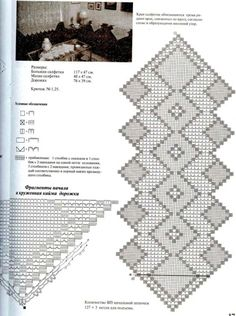Free Patterns Archives - Beautiful Crochet Patterns and Knitting Patterns Crochet Table Runner Pattern, Crochet Tablecloth, Crochet Doilies, Crochet Lace, Form Crochet, Crochet Diagram, Crochet Chart, Knitting Patterns, Crochet Patterns