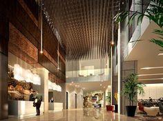Lobby, Bangkok Hilton, Bangkok