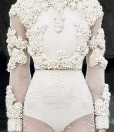 Givenchy Haute Couture Fall/Winter 2011