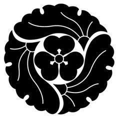 三つ追い銀杏に方喰紋 GINKO                                                                                                                                                                                 More