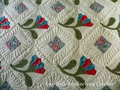 Borderline Quilter: Recently quilted....