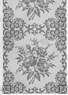 1 million+ Stunning Free Images to Use Anywhere Cross Stitch Borders, Cross Stitch Rose, Cross Stitch Flowers, Cross Stitch Charts, Cross Stitch Designs, Cross Stitch Embroidery, Embroidery Patterns, Cross Stitch Patterns, Irish Crochet Patterns